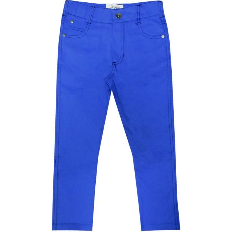 Панталон Момче м.35 /116-152/ в насит.синьо