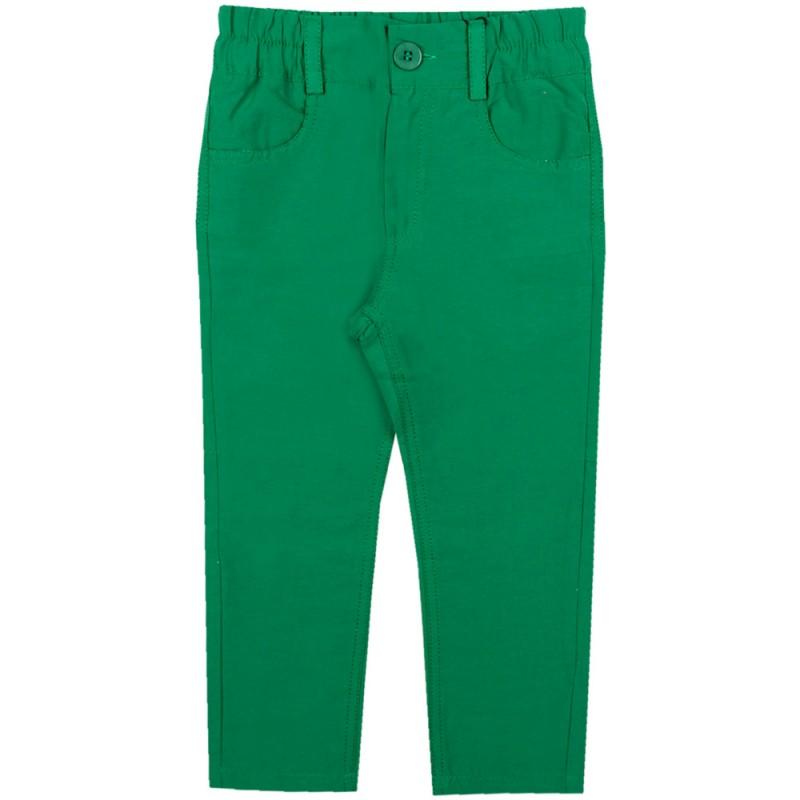 Панталон за момче в зелено /68-116/ м.200 471-3