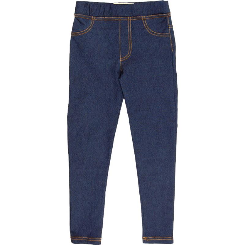 Клин-панталон момиче м.328 /80-164/ в т.синьо/дънково/