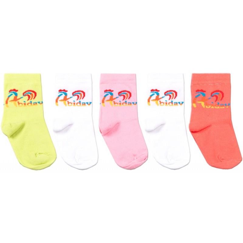 Чорапи къси /памук-ликра/ - Момиче