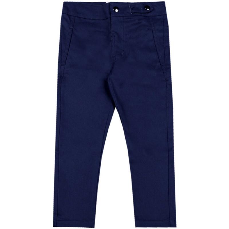 Панталон Момче м.156 /98-158/ в т.синьо